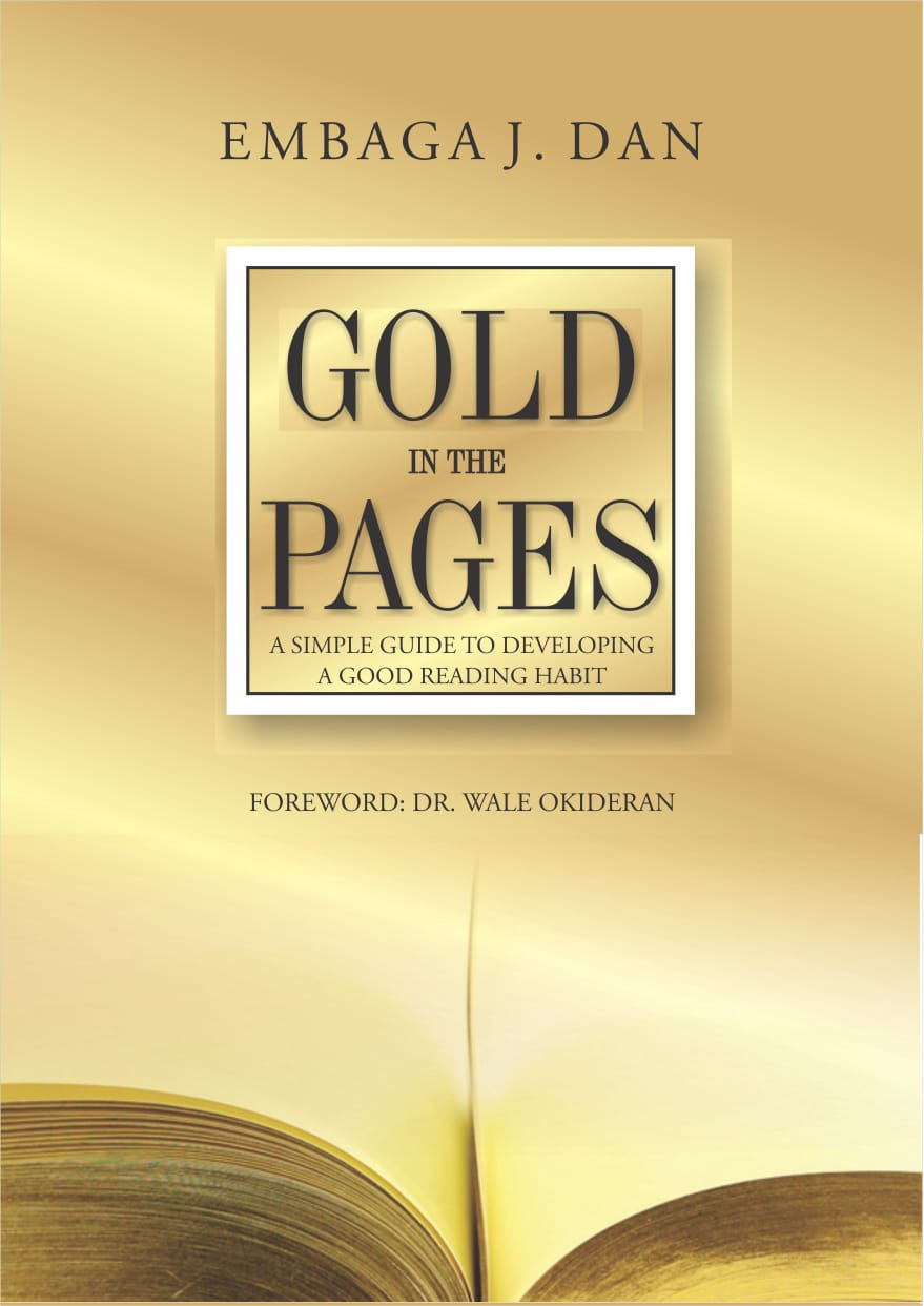 GOLD IN THE PAGES