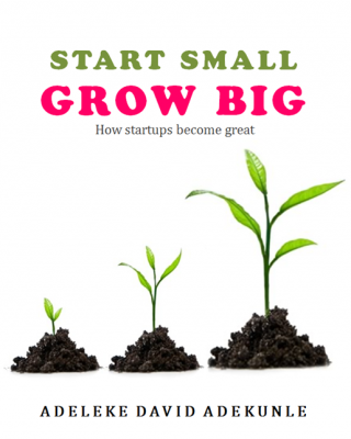 START SMALL, GROW BIG