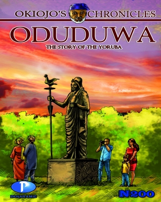 Okiojo's Chronicles Vol.1 - Oduduwa: The Story of the Yoruba ssr