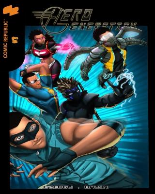 Hero Generation: #3