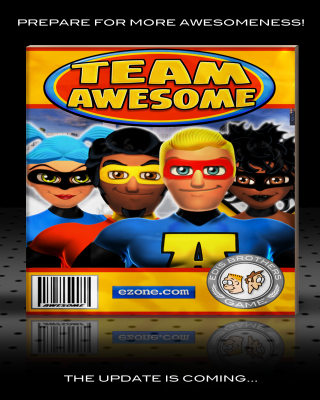 Team Awesome: The Beginning