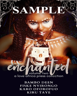 Enchanted: Volume Two anthology SAMPLE