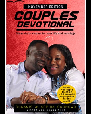 Couples Devotional (November Edition)