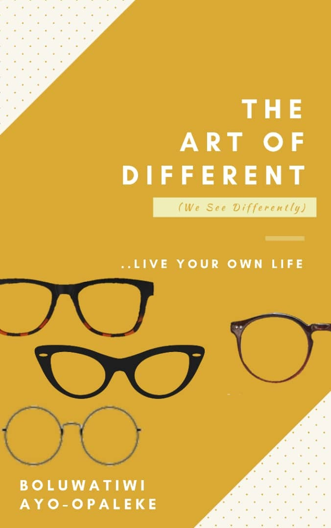 The Art of Different: How to embrace your uniqueness and live you