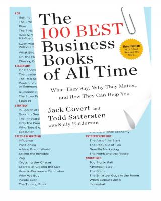 The 100 Best Business Books Of All Time Okadabooks