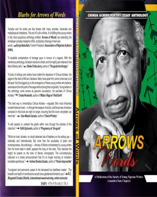 Arrows of Words (For Chinua Achebe)