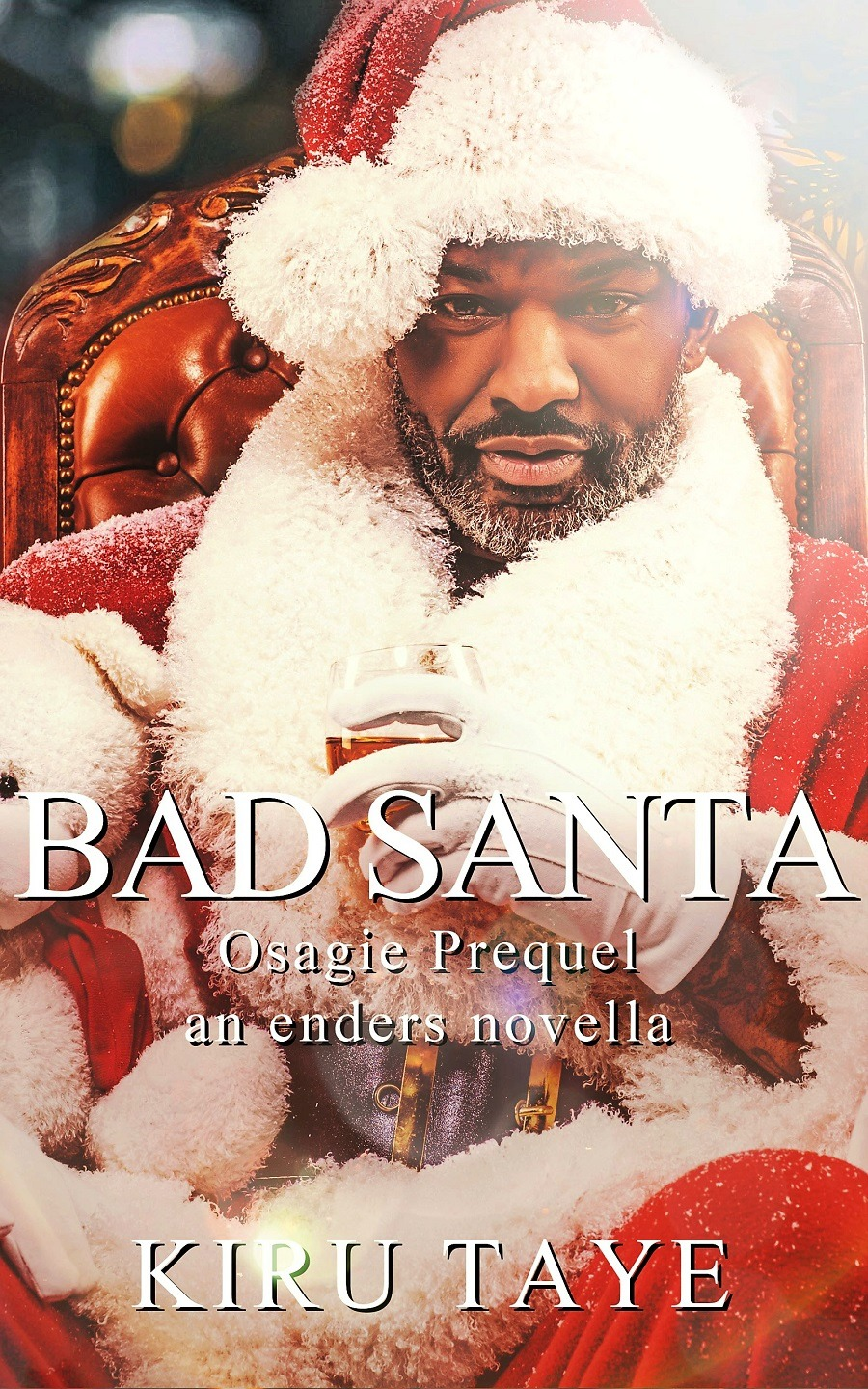 Osagie: Bad Santa (Enders series #3)