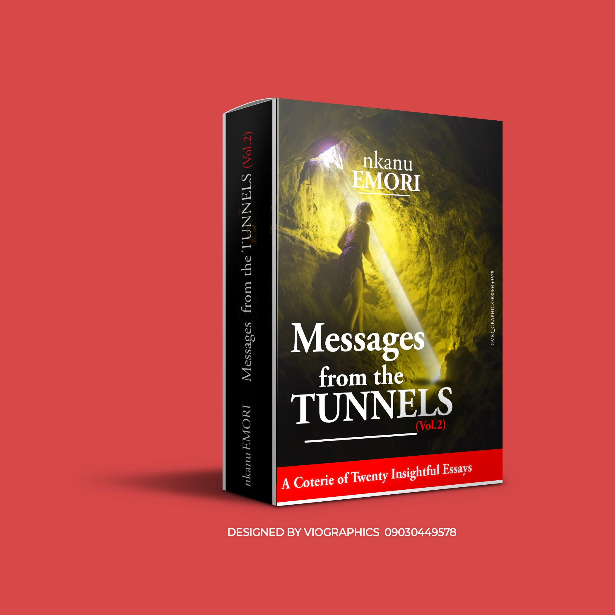 MESSAGES FROM THE TUNNELS (VOL. 2)