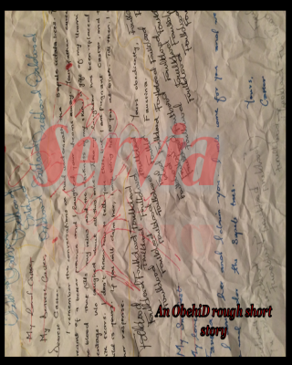 Servia: An unpublished short story