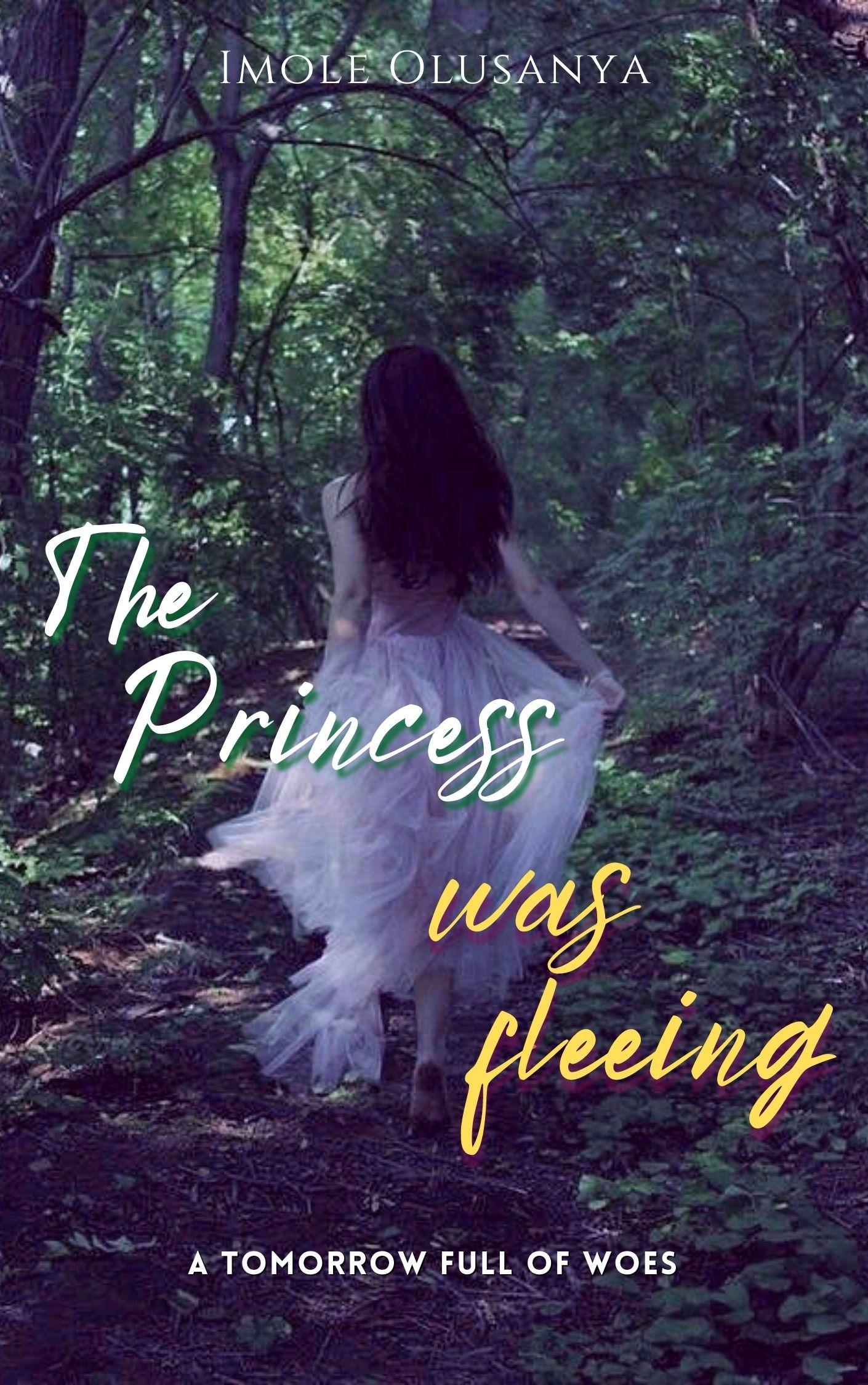 The Princess was Fleeing