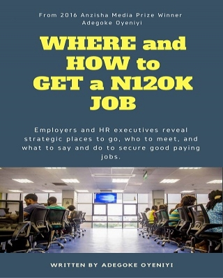 Where and How to Get N120k Job