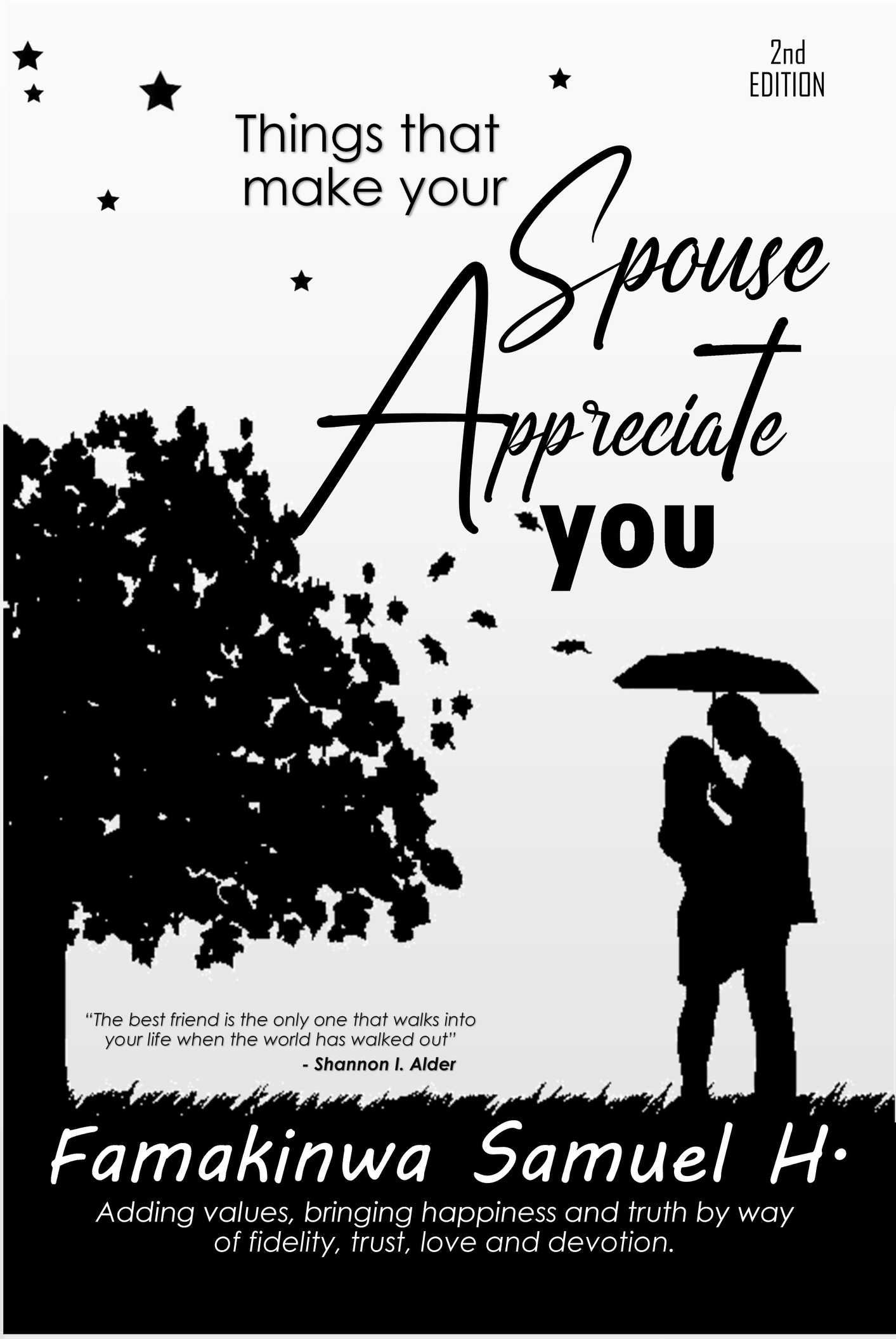 Things That Make Your Spouse Appreciate You
