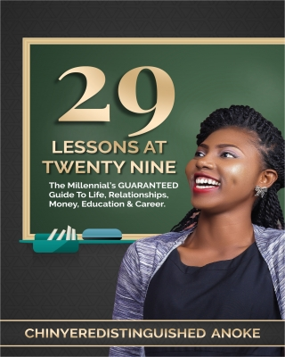 29 LESSONS AT  29