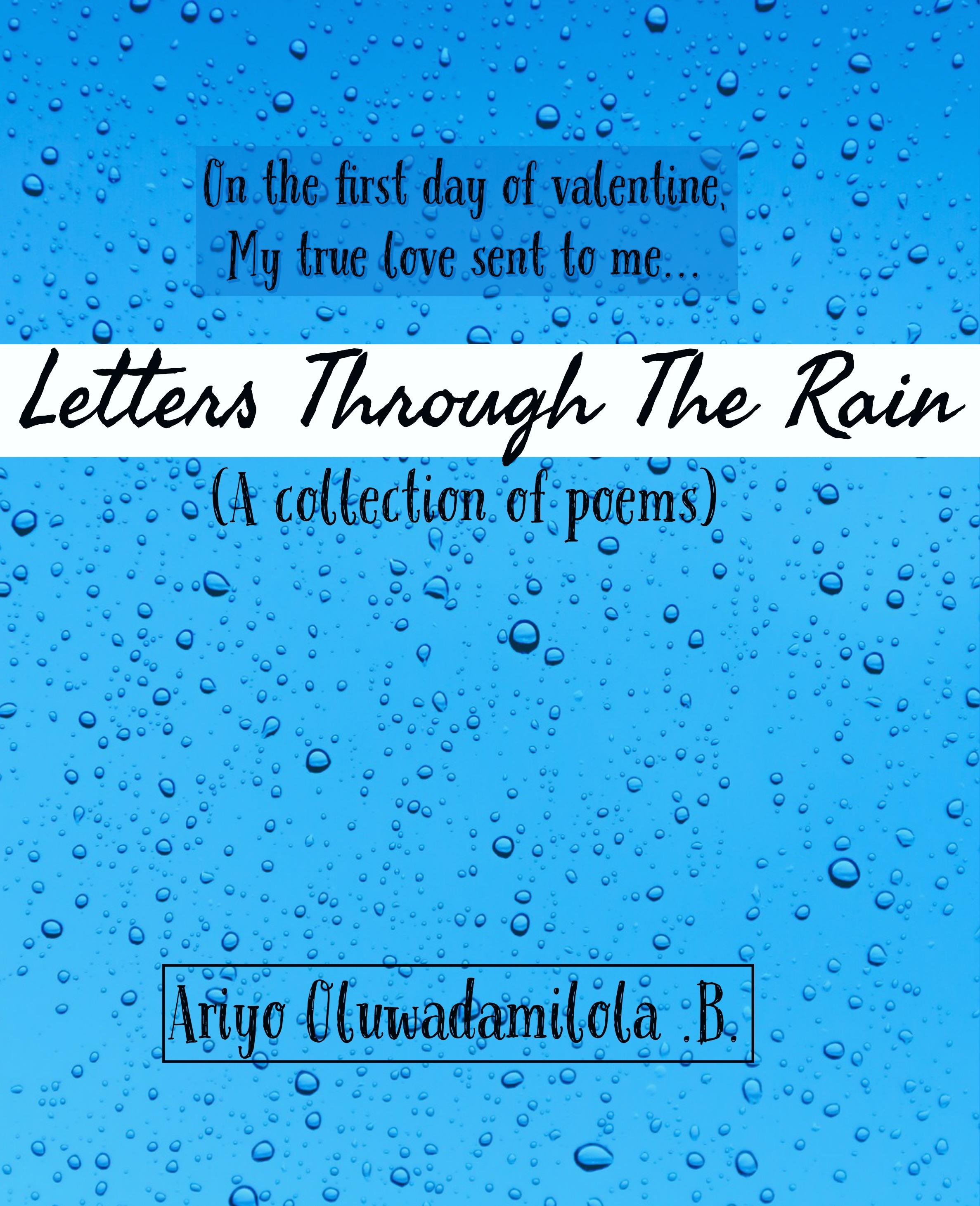 LETTERS THROUGH THE RAIN