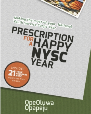Prescription for a happy NYSC Year
