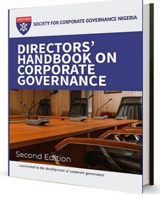 Director's Handbook on Corporate Governance (2nd edition)