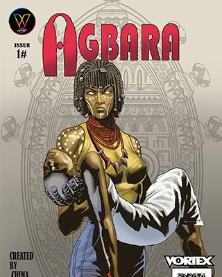 Agbara #1 - Fallen Angel