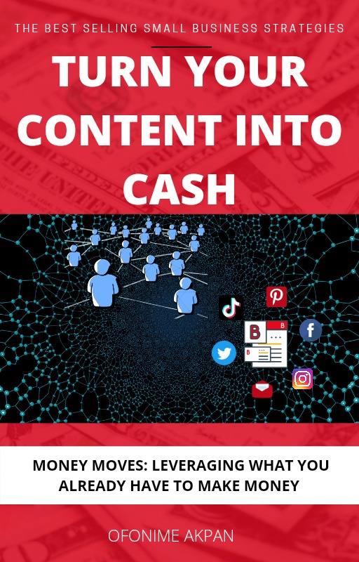 TURN YOUR CONTENT INTO CASH