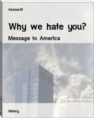 Why we hate you