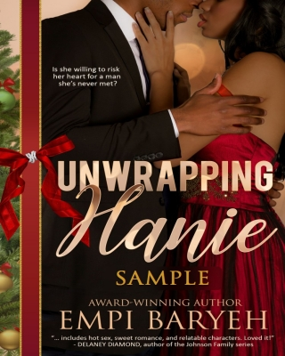 Unwrapping Hanie (Sample) - Adult Only (18+)