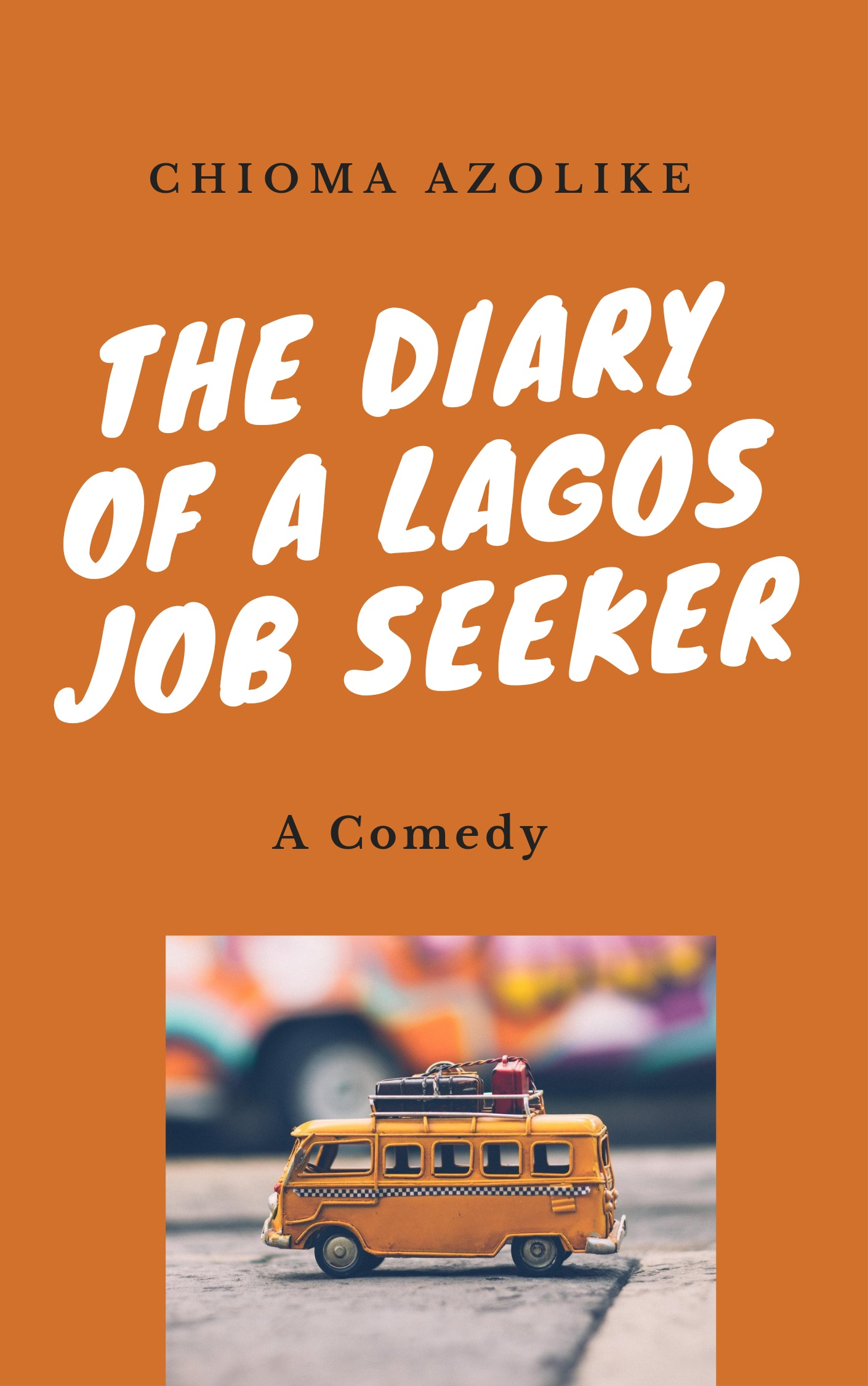 The Diary of a Lagos Job Seeker