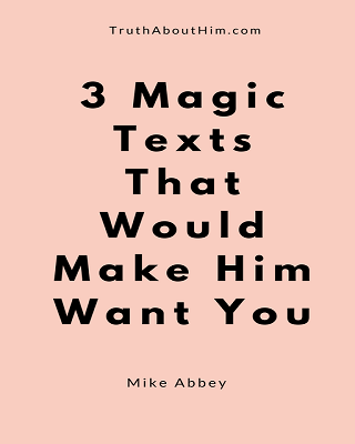 3 Magic Texts That Would Make Him Want YOU [Checklist] by    | OkadaBooks
