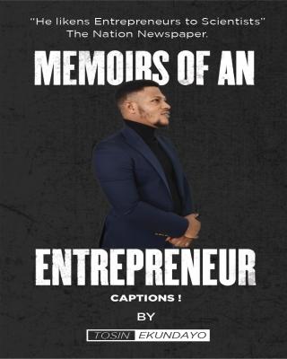 Memoirs of an Entrepreneur