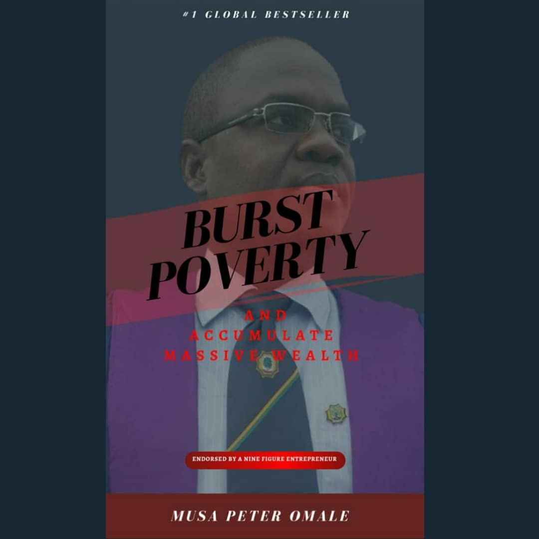 BURST POVERTY AND ACCUMULATE MASSIVE WEALTH