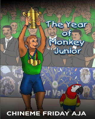 THE YEAR OF MONKEY JUNIOR