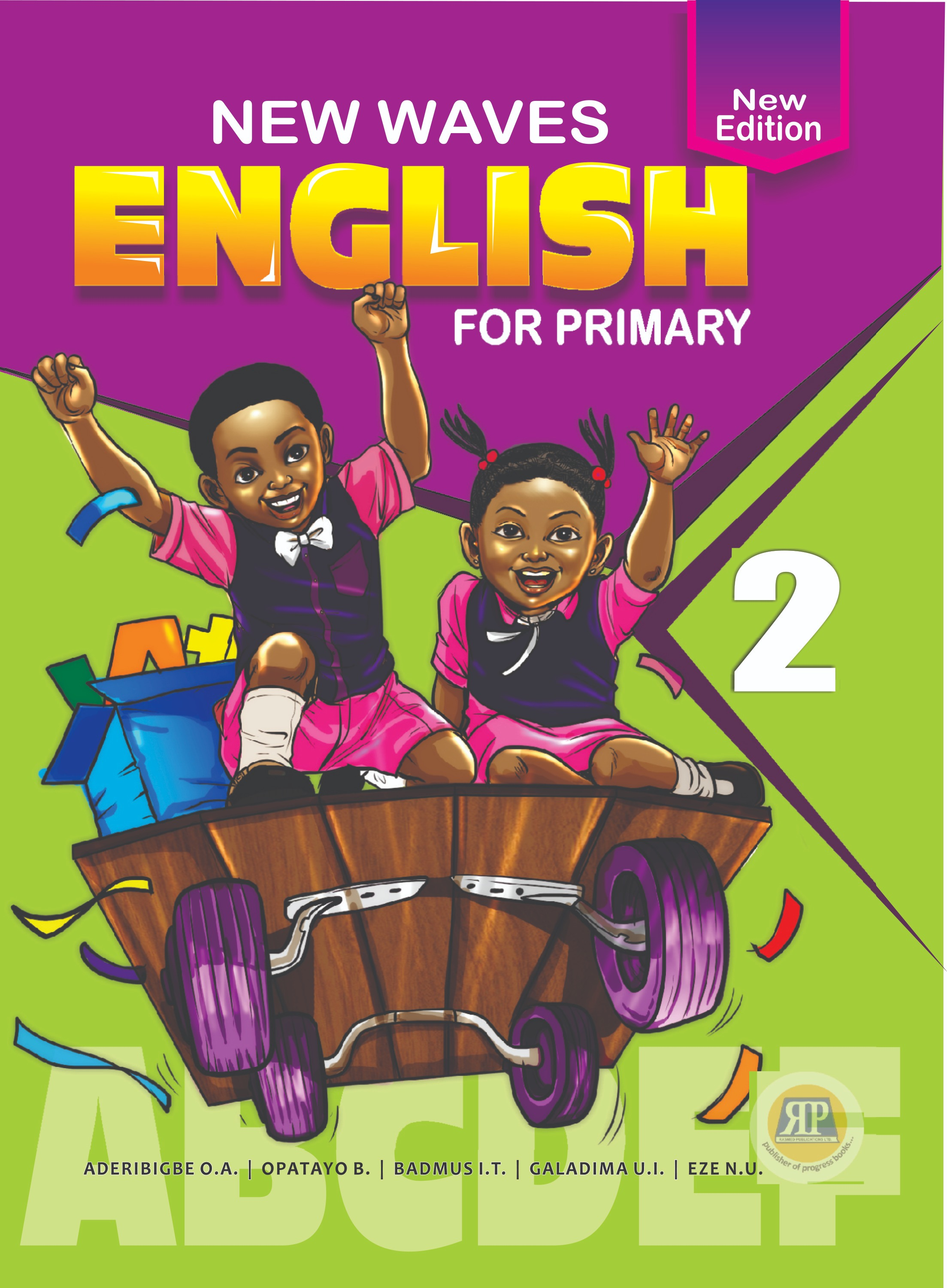 New Waves English Primary 2