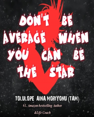 Don't Be Average