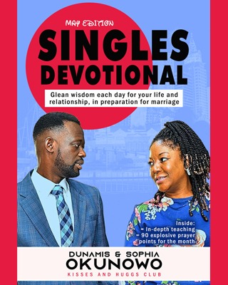Singles Devotional (May Edition)