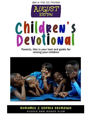 Children's Devotional (August Edition)