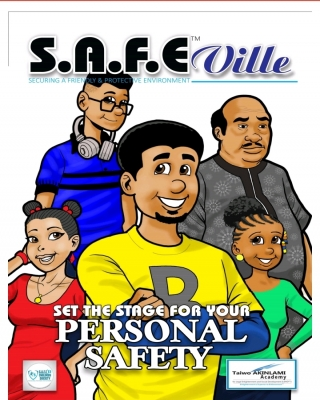 THE S.A.F.E™VILLE FAMILY COMICS: SET THE STAGE FOR YOUR PERSONAL