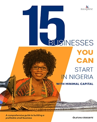 15 small businesses you can start in Nigeria with little capital