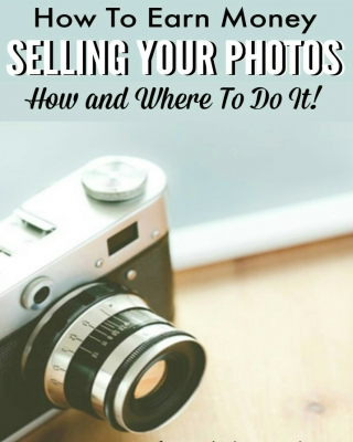 How To Earn Money Selling Your Photos Online