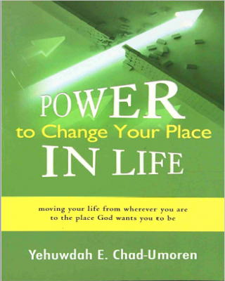 Power to Change Your Place in Life