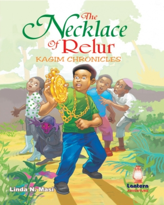 The Necklace of Relur: Kagim Chronicles Vol 1