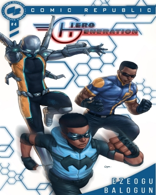 HERO GENERATION #4