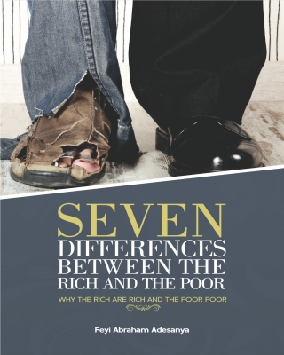 SEVEN DIFFERENCES BETWEEN THE RICH AND THE POOR
