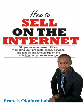 How to sell on the internet book