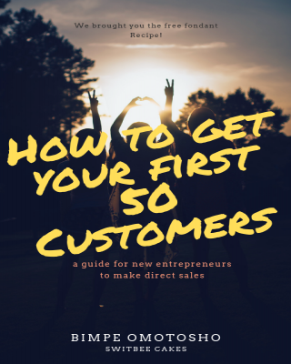 HOW TO GET YOUR FIRST 50 CUSTOMERS