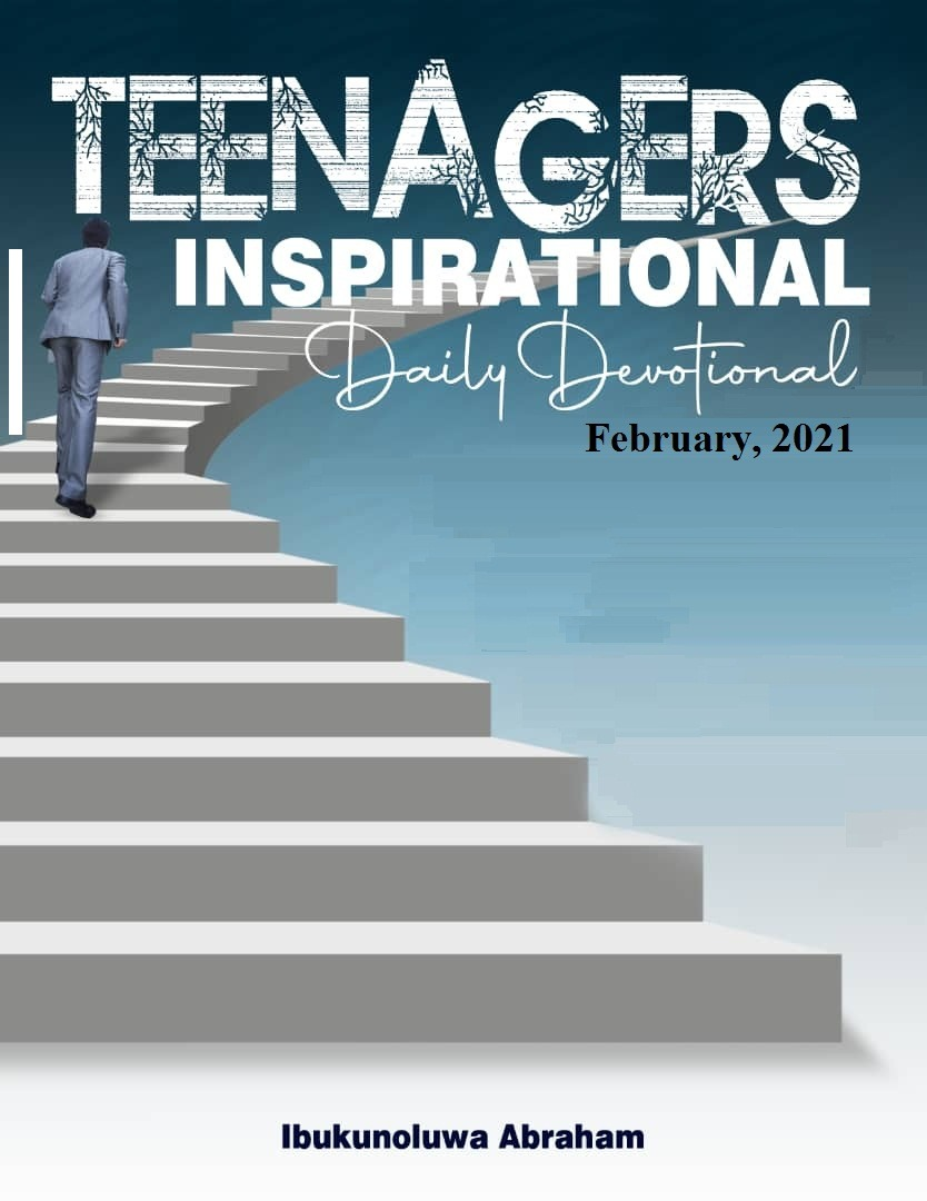 Teenagers Inspirational Daily Devotional (February)