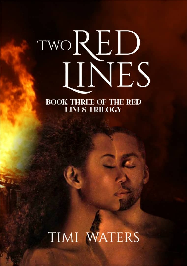 TWO RED LINES: Book 3 Of The Red Lines Trilogy - Adult Only (18+)