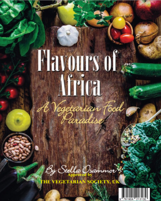 Flavours of Africa (A Vegetarian Food of Paradise)