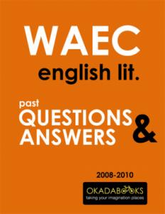 SSCE English Literature 2008 to 2011 Questions & Answers