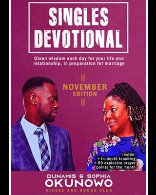 Singles Devotional (November Edition)
