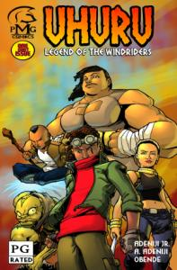 Uhuru: Legend Of The Windriders