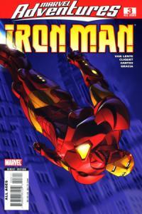 Iron Man #003