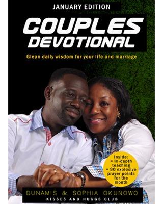 Couples Devotional (January Edition)